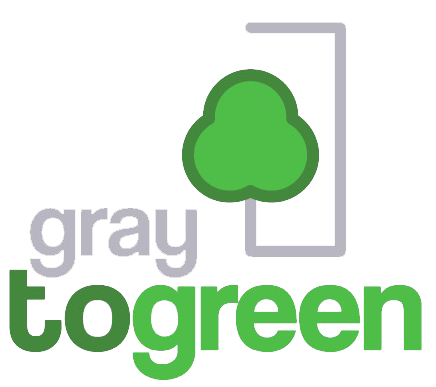 Gray To Green